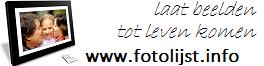 Fotolijst - Digitale fotolijsten